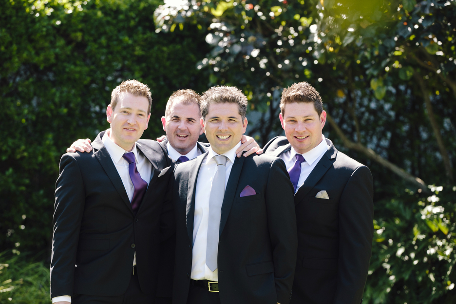 Grooms suits | Astra bride Stacey | Sottero & Midgeley gown | Magenta Shores | Central Coast Photographers |