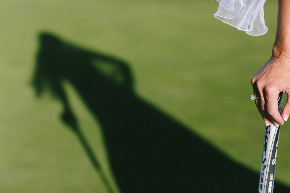 Golfing bride | Astra bride Stacey | Sottero & Midgley gown | Magenta Shores | Central Coast Photographers |