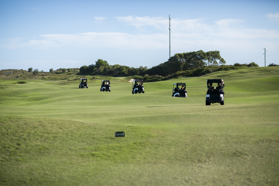 Golf carts | Astra bride Stacey | Sottero & Midgley gown | Magenta Shores | Central Coast Photographers |