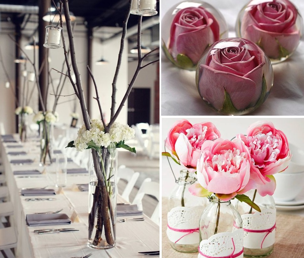 Creative floral ideas for your wedding | DIY | found for you by Astra Bridal and www.borrowedandblue.kiwi