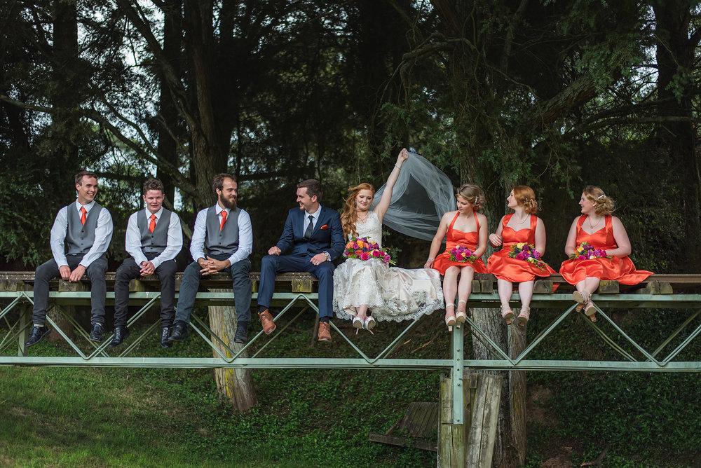 Bridge | Astra Bride Rebecca | Maggie Sottero Melanie | Letfus Photography |