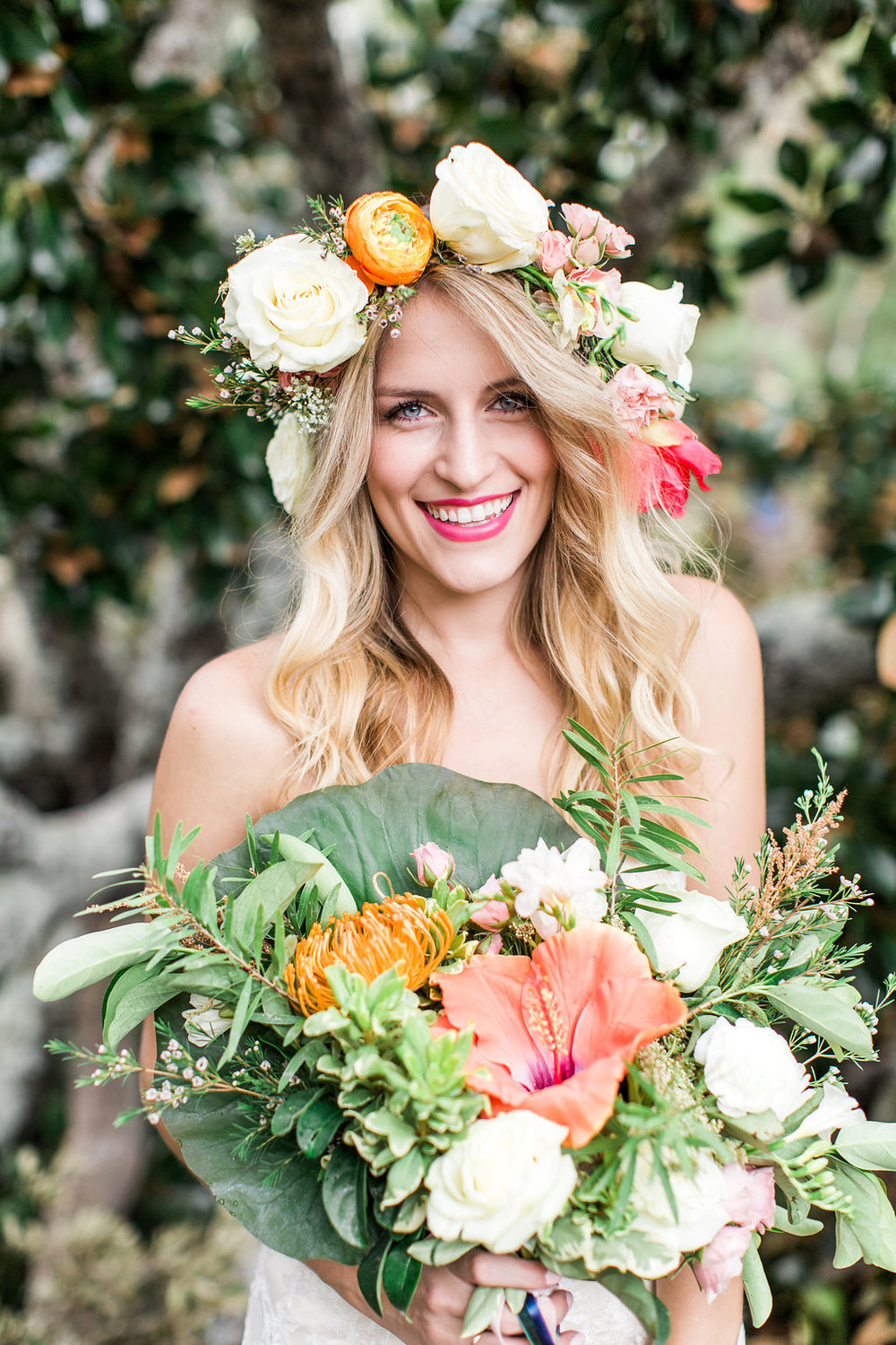 On Location with Maggie Sottero\'s enchanted forest shoot — Borrowed ...