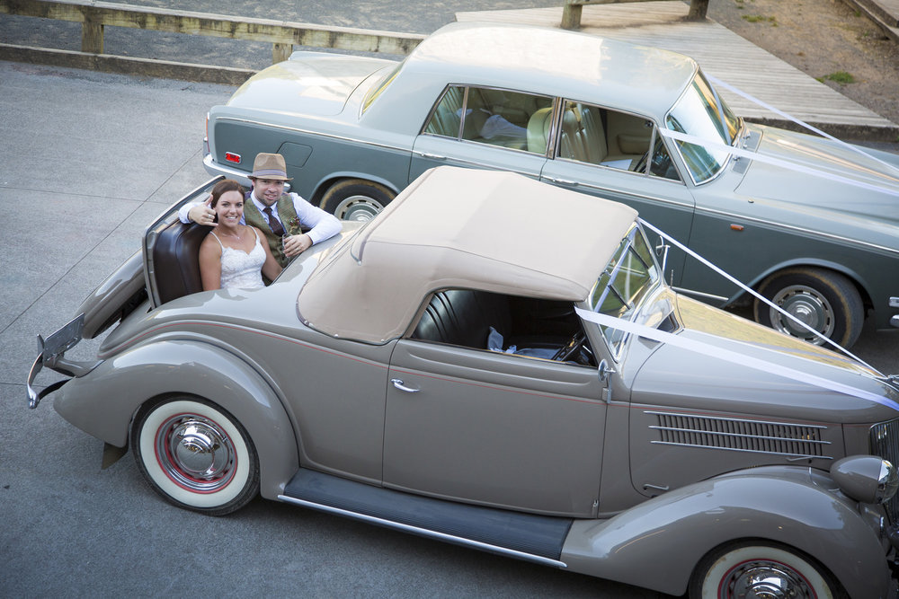 1936 Ford | Astra Bride Kylie | Christina Rossi 4246 | Kaimai Mamaku Forest | Creative Grain Photography |