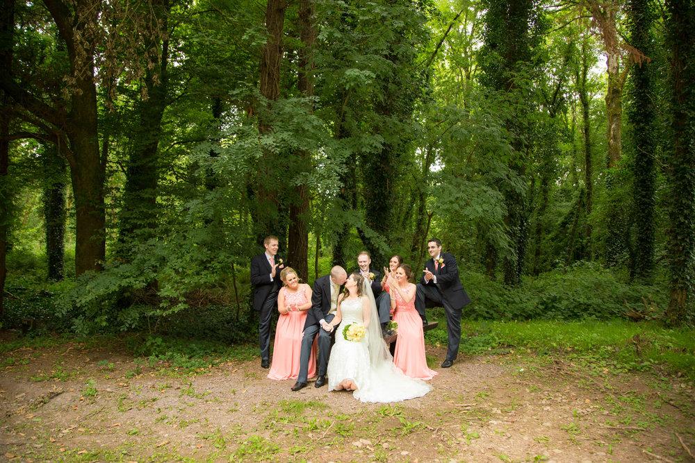Astra Bride Katie | Maggie Sottero gown Justina | New Zealand bride marrying in Cork Ireland |