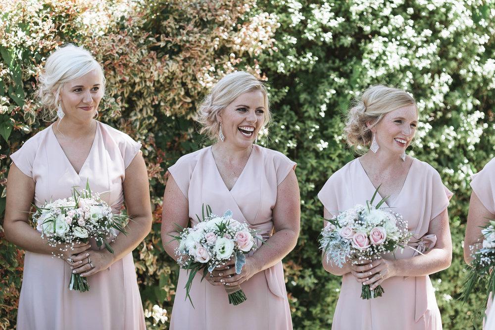 Bridesmaids | Astra Bride Lianne | Christina Rossi 4104 | Charlemagne Lodge | Rambo Estrada Photographer |