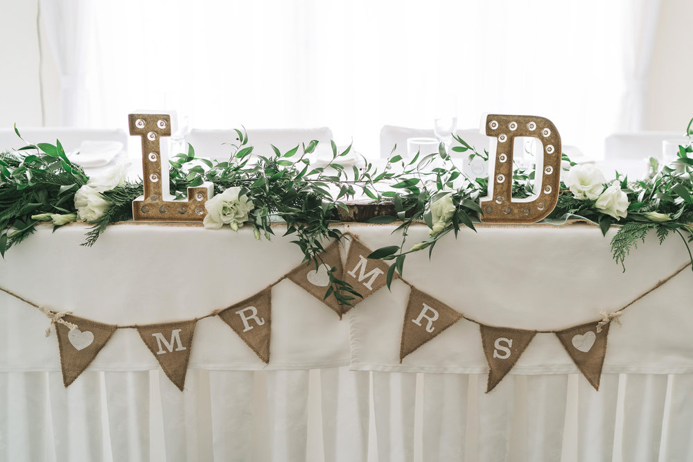 Rustic top table | Astra Bride Lianne | Christina Rossi 4104 | Charlemagne Lodge | Rambo Estrada Photographer |