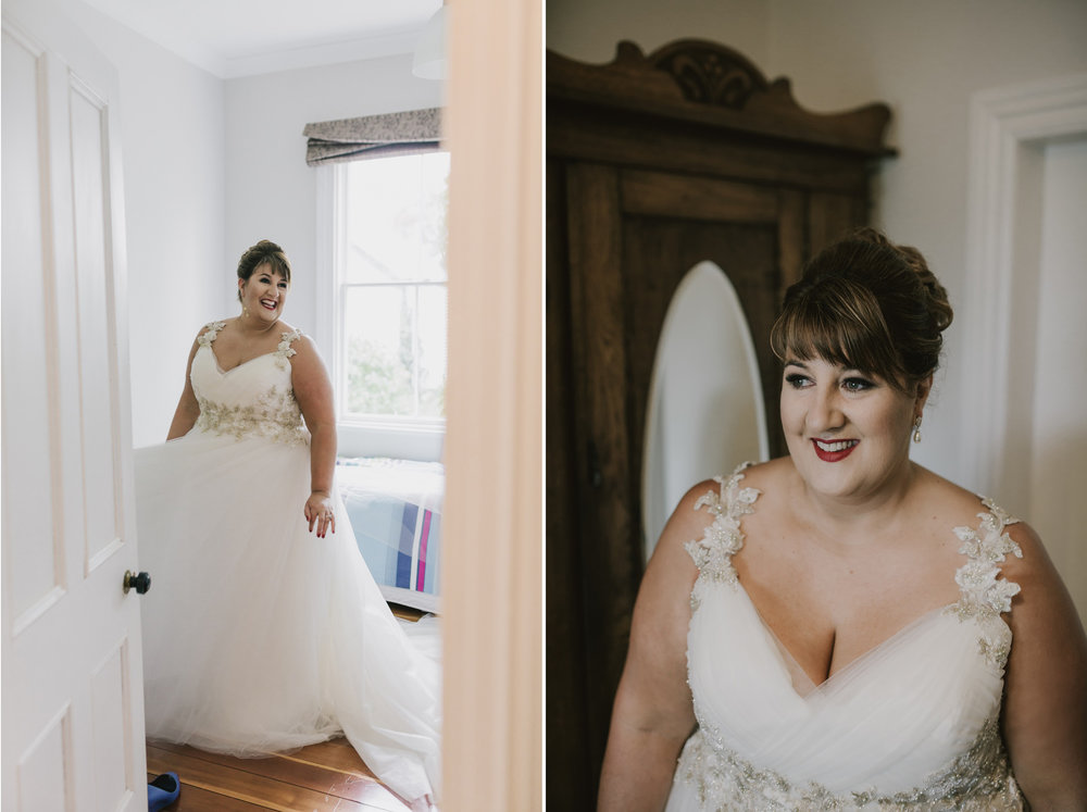Joyful | Astra bride Michele | Maggie Sottero Shelby | Coney Wines Martinborough | Emily Adamson Photography |