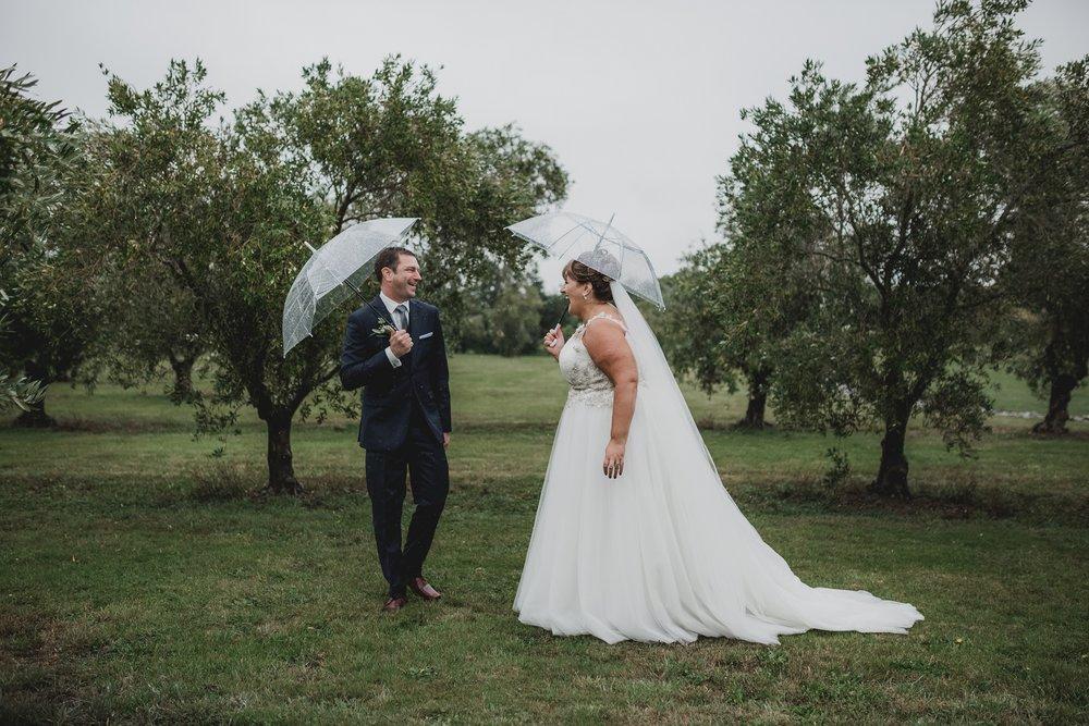 Astra bride Michele | Maggie Sottero Shelby | Coney Wines Martinborough | Emily Adamson Photography |