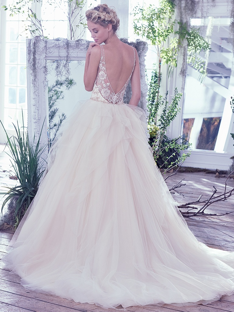 Carlotta  by Maggie Sottero A lot of pretty here.