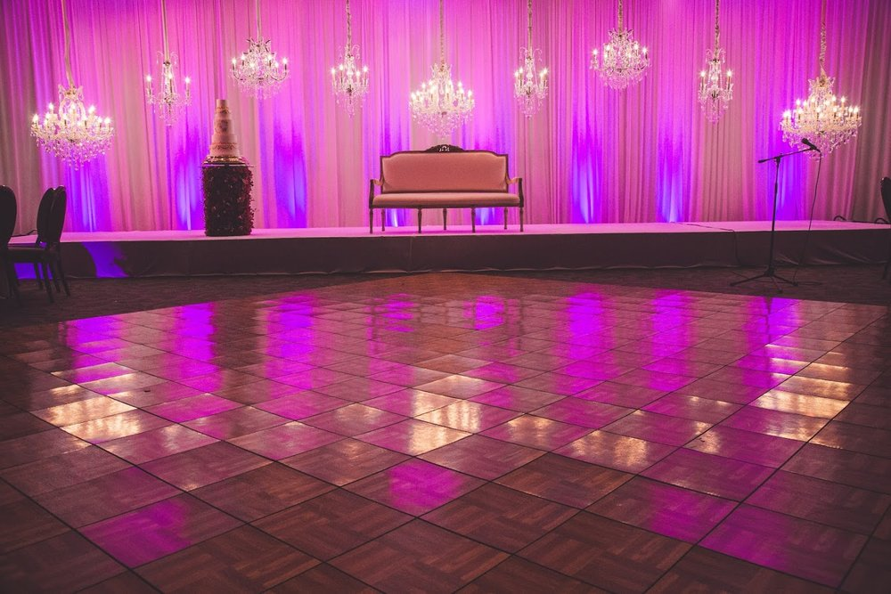 Great ballroom | Astra bride Basma | Sottero & Midgley Lovai | Langham Hotel | Levien & Lens Photography |