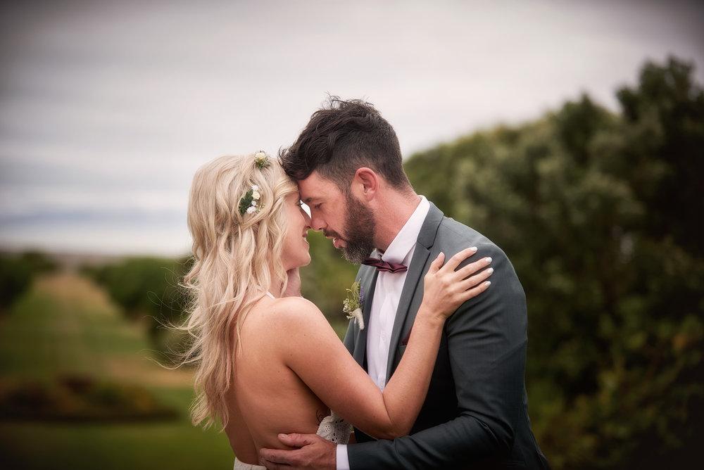 Happy couple | Astra Bride Julia | Sottero & Midgley Nicole | Cloudy Bay | Marlborough wedding photographer |