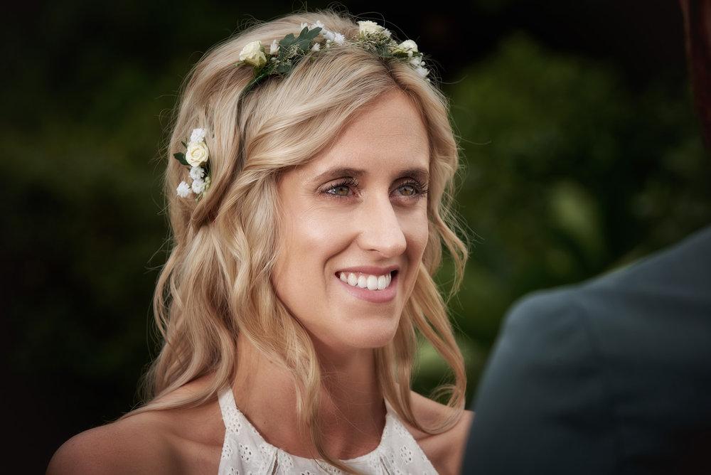Relaxed hair | Astra Bride Julia | Sottero & Midgley Nicole | Cloudy Bay | Marlborough wedding photographer |