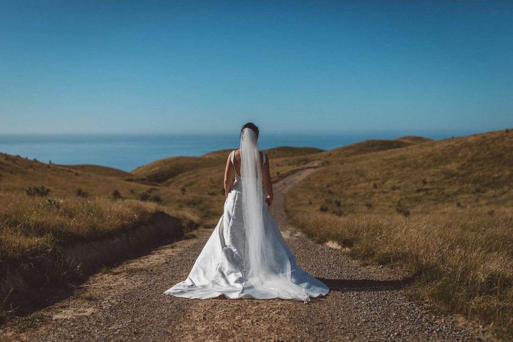 Modern wedding inspiration | Astra Bridal bride Emma | Photography by Jim Pollard goes Click | Gown - Maggie Sottero McCall from Astra Bridal | www.borrowedandblue.kiwi