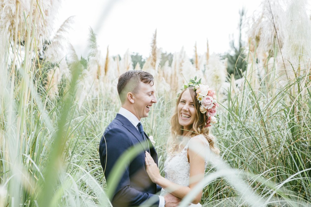 Natural New Zealand shot | Astra Bride Emma | Upper Room Church | Maggie Sottero Melinda | Wonder Ferris photography |