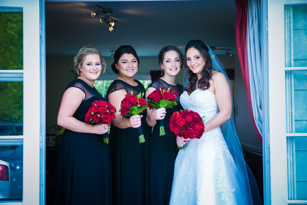 Girls are ready | Astra Bride Nicole | Bonny 6500 | Markovina Estate | Dreamlife Photography |