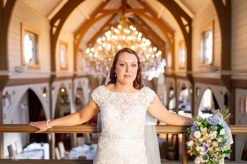 Astra bride Lucy | Maggie Sottero Georgia | The Old Church Napier | Eva Bradley Photography |