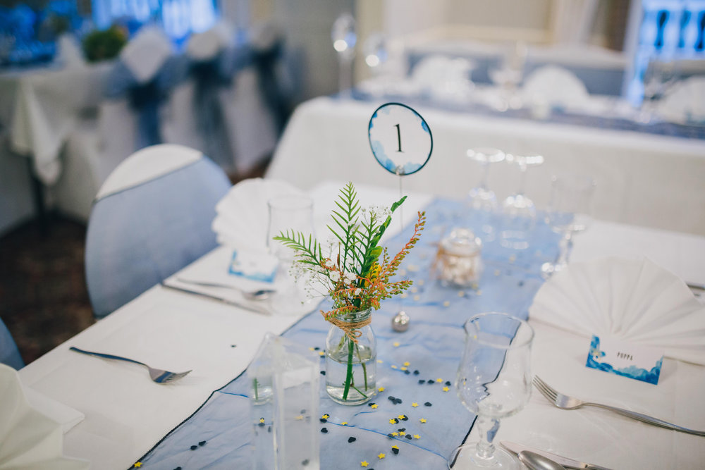 Table settings | Astra bride Ruth | Maggie Sottero Nadia | Wallaceville House | The Woods Photography |