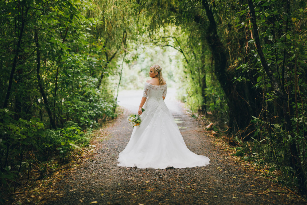 Astra bride Ruth | Maggie Sottero Nadia | Wallaceville House | The Woods Photography |