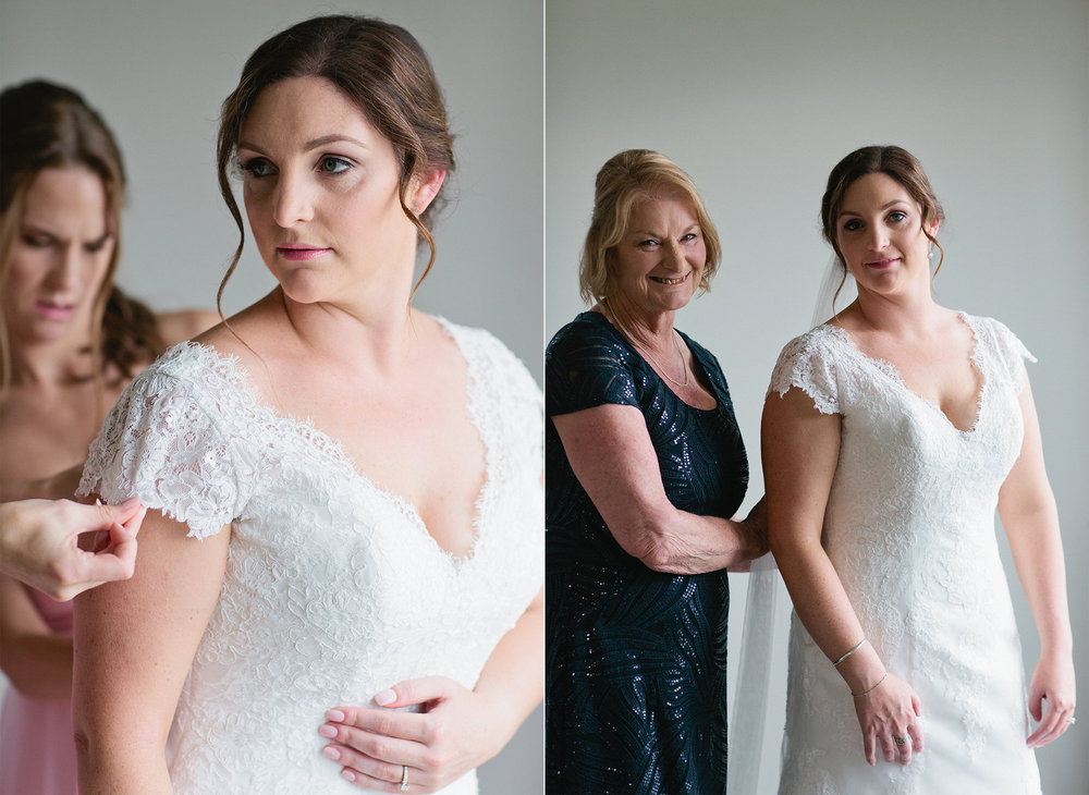 Getting ready | Astra bride Alisa | Maggie Sottero Pilar | Matarangi Wedding | I Do Photography |