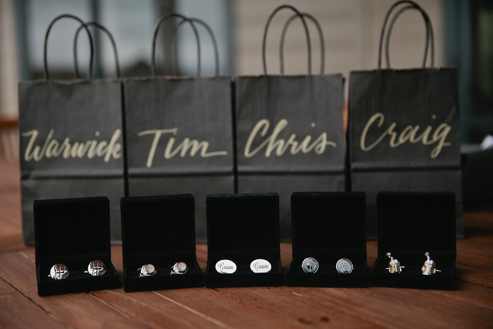 Groomsman gifts | Astra bride Alisa | Maggie Sottero Pilar | Matarangi Wedding | I Do Photography |