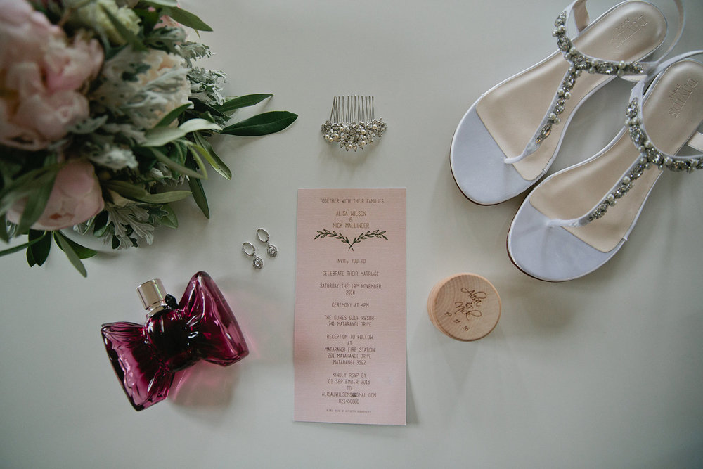 Blush invitation Astra bride Alisa | Maggie Sottero Pilar | Matarangi Wedding | I Do Photography |