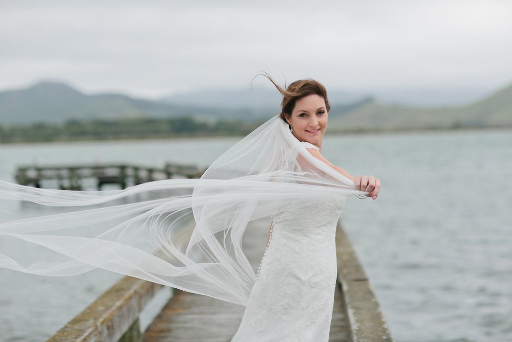 Stunning veil shot | Astra bride Alisa | Maggie Sottero Pilar | Matarangi Wedding | I Do Photography |