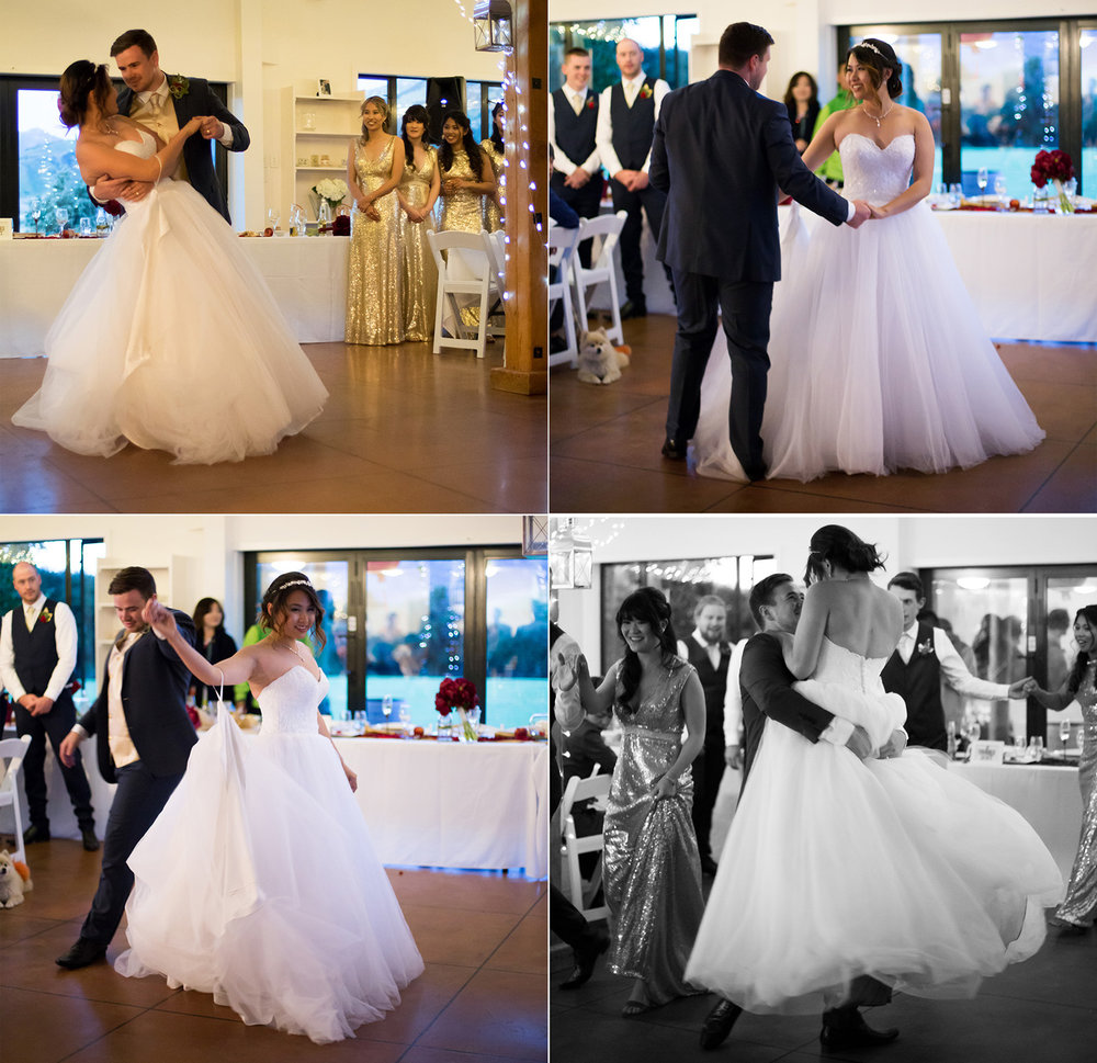 Dancing the night away | Astra bride Lu | Maggie Sottero Mindi | Lookout Lodge Wanaka | Peanut Productions Photography