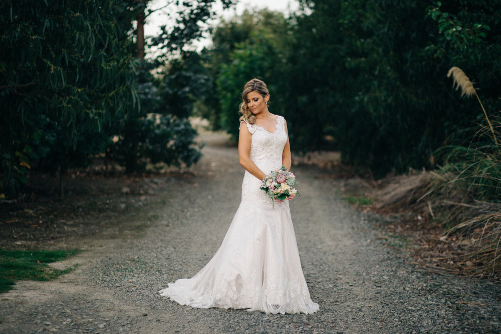Astra Bridal bride Jane | gown from Karolina Sposa at Astra Bridal | www.borrowedandblue.kiwi