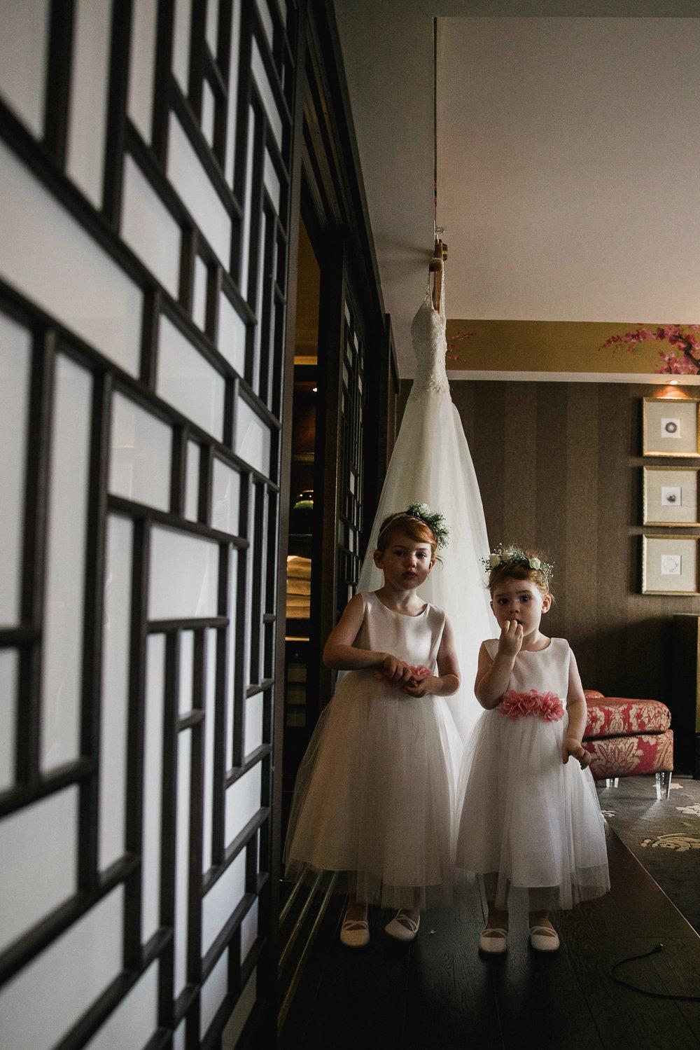Anna's My Kitchen Rules Wedding | Maggie Sottero gown from Astra Bridal | www.borrowedandblue.kiwi