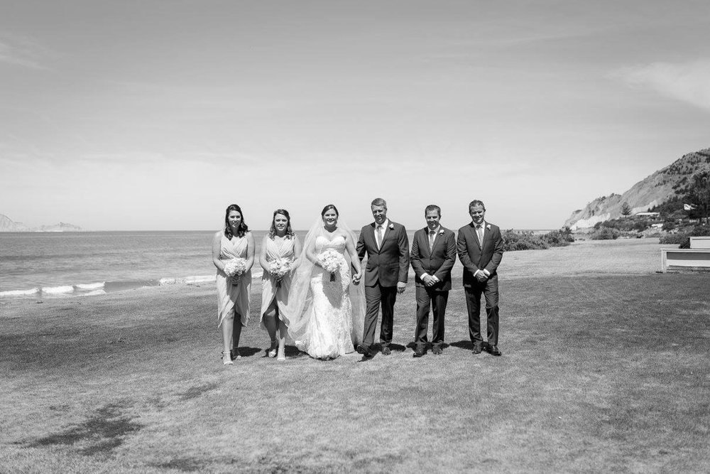 Beach shot | Astra Bride Karla | Te Awa Winery wedding | Maggie Sottero Chesney | Ash PHotography