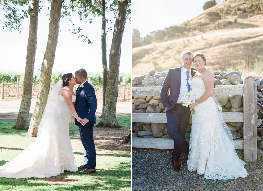 Celebrating after the wedding | Astra Bride Karla | Te Awa Winery wedding | Maggie Sottero Chesney | Ash PHotography