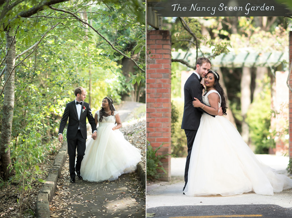 Parnell rose gardens | Astra Bride Jessica | Maggie Sottero Angelette | Dreamlife photography