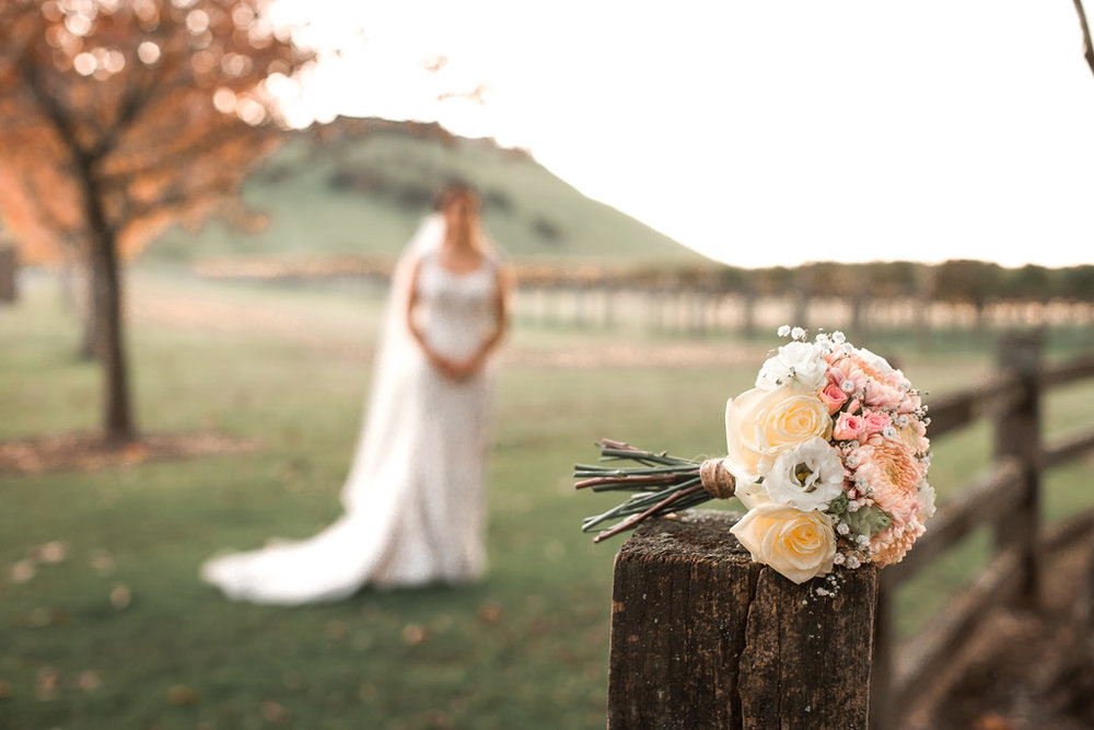 Flowers | Astra bride Erin | Christina Rossi 4246 | Te Awa Winery | Josh Neilson Photography