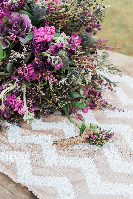 Lavender | Melissa Durham Photography | Floral Design: Elle Emme Floral Atelier