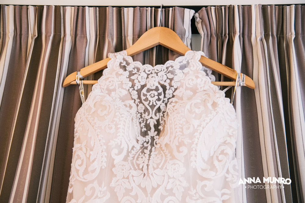 Lace Sheath with Bodice Detail | Astra Bride Renee | Maggie Sottero Winifred | Brackenridge Country Retreat & Spa | Anna Munro Photography