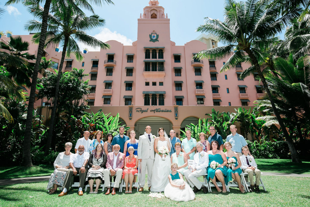 Tropical Hawaii | Astra Bride Candice | Cristina Rossi CR914 | Royal Hawaiian Hotel, Hawaii | Dulce Photography