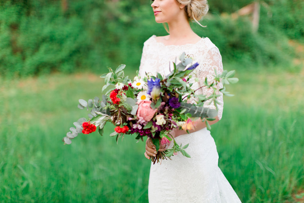 Maggie Sottero McKenzie | Sweet Root Farm | Awe Captures Photography |