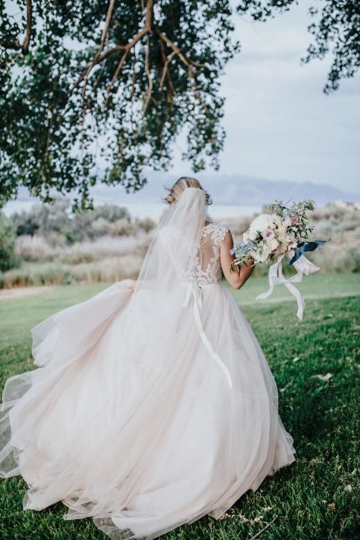 Rebecca Ingram Carrie | Blake Hogge Photography