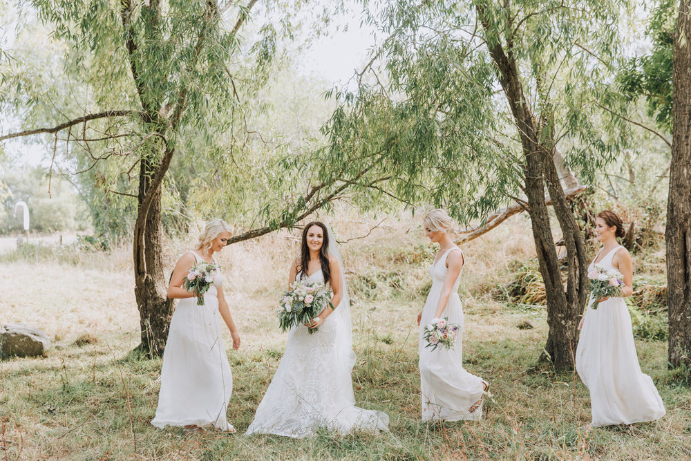 Astra Bride Stacey | Maggie Sottero Mirian | Boho wedding at home | Tinted Photography