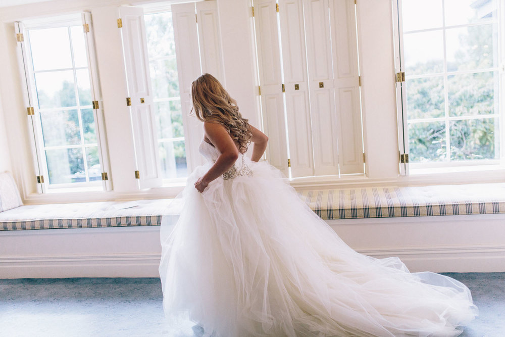 The Princess Bride | Astra Bride Sabrina | Maggie Sottero Aracella | Sarnia Park Boutique Lodge | Skye Carter Photography