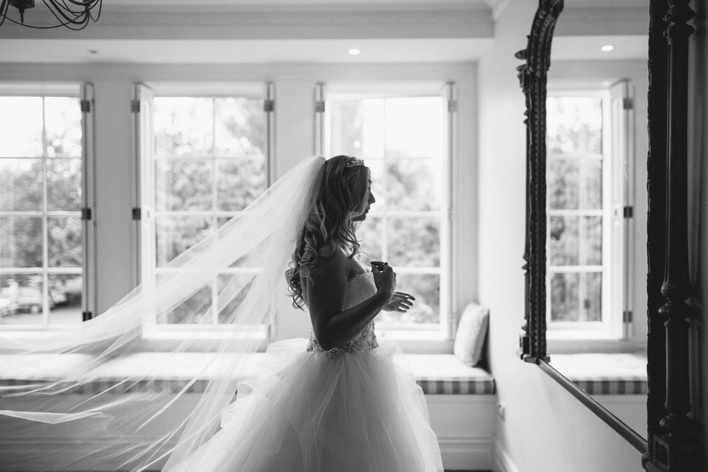 The Bride | Astra Bride Sabrina | Maggie Sottero Aracella | Sarnia Park Boutique Lodge | Skye Carter Photography