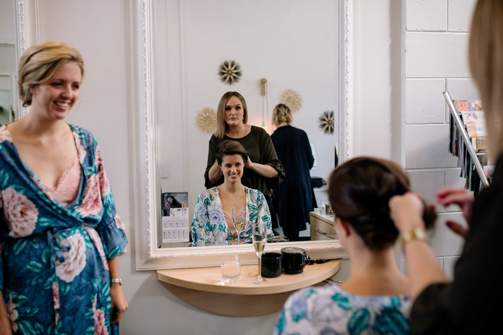 Getting ready | Astra Bride Helena | Sottero & Midgley Winifred | Te Papa Wedding | The Official Photographers