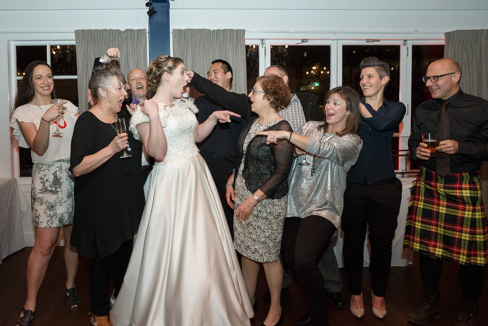 The Kiwi Reception | Astra Bride Barbara | Sottero + Midgley Taiya | Wellington New Zealand  | Mel Waite Photography