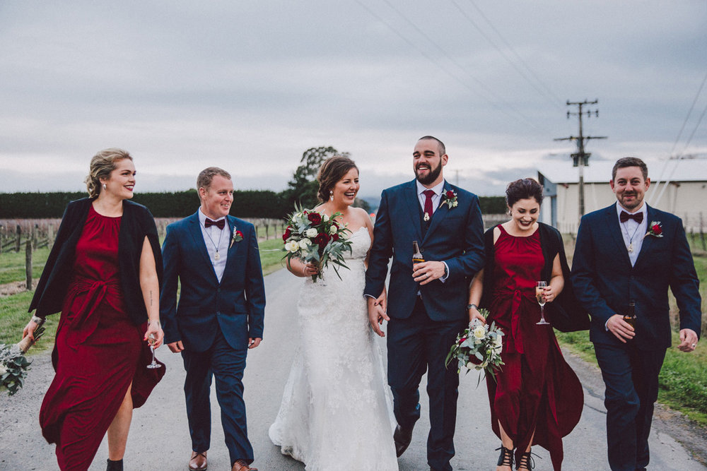 The Bridal Party | Astra Bride Kate