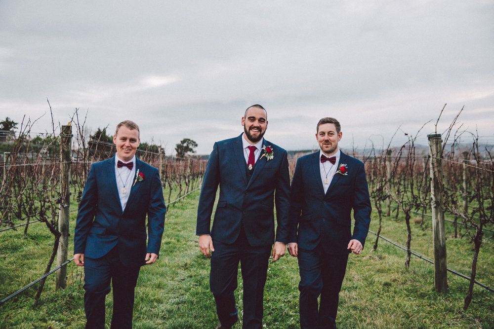 Groom and Groomsmen | Astra Bride Kate