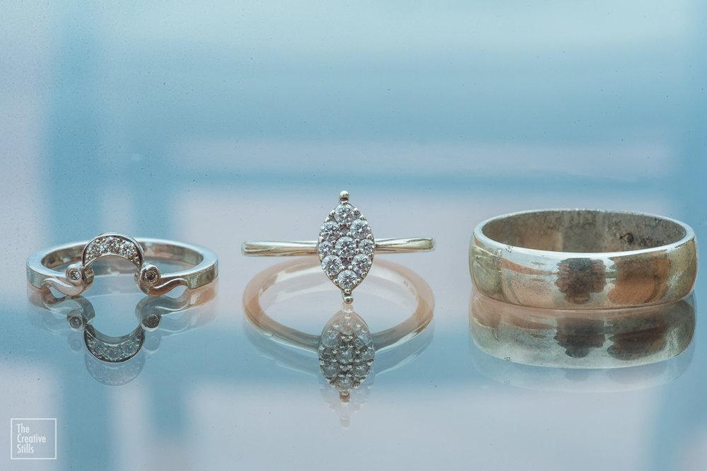 The Rings | Astra Bride Krystal
