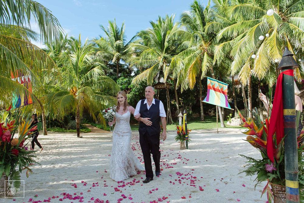 The Bride and her Dad | Astra Bride Krystal