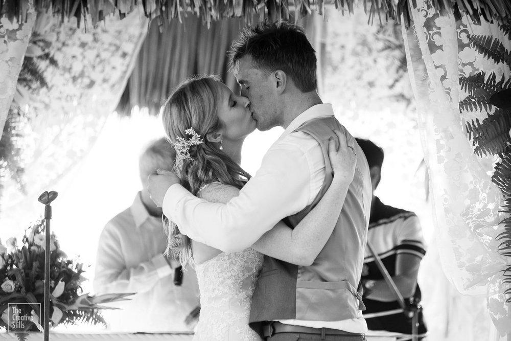 You may kiss the Bride | Astra Bride Krystal