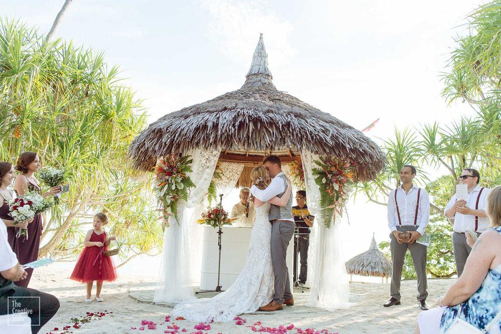 We're married | Astra Bride Krystal