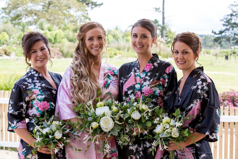 Bride and Bridesmaids | Astra Bride Keri